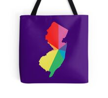 chroma new jersey Tote Bag