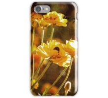 Flowers in Spring ~ A Triptych iPhone Case/Skin