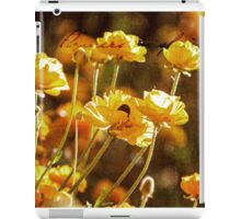 Flowers in Spring ~ A Triptych iPad Case/Skin
