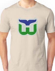 HARTFORD WHALERS HOCKEY RETRO Unisex T-Shirt
