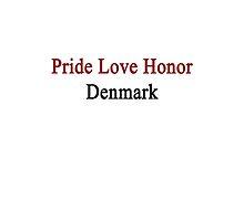 Pride Love Honor Denmark by supernova23