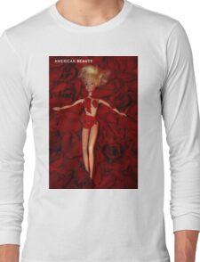 A Plastic World - American Beauty Long Sleeve T-Shirt