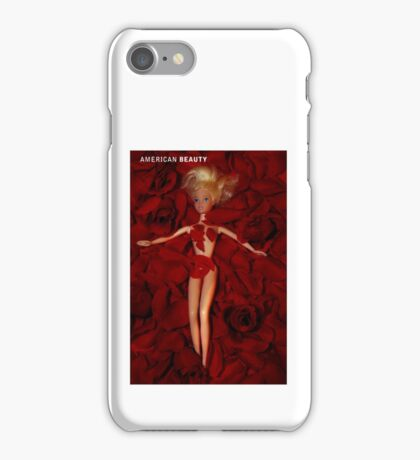 A Plastic World - American Beauty iPhone Case/Skin
