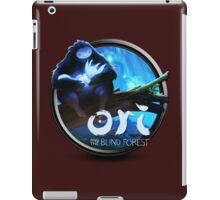 ori and the blind forest iPad Case/Skin