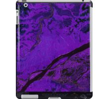 USGS TOPO Map Alaska AK Ruby D-5 358623 1952 63360 Inverted iPad Case/Skin