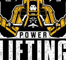 Ripley's Power Lifting Sticker
