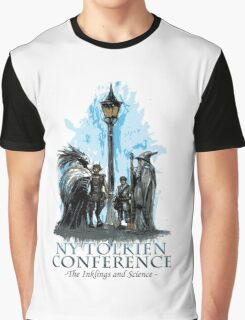 2016 NY Tolkien Conference Graphic T-Shirt