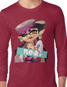 Final Splatfest - Team Callie Long Sleeve T-Shirt