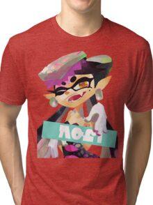 Final Splatfest - Team Callie Tri-blend T-Shirt