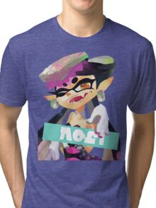 Final Splatfest - Team Callie Tri-blend T-Shirt