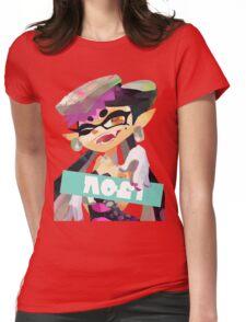 Final Splatfest - Team Callie Womens Fitted T-Shirt