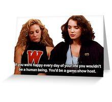 Heather & Veronica Greeting Card