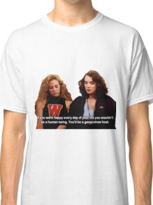 Heather & Veronica Classic T-Shirt
