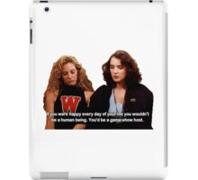 Heather & Veronica iPad Case/Skin