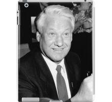 Boris Yeltsin iPad Case/Skin