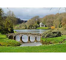 Stourhead Photographic Print