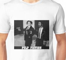 A Plastic World - Pulp Fiction Unisex T-Shirt