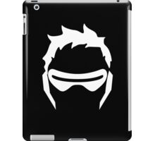 Soldier: 76 White iPad Case/Skin