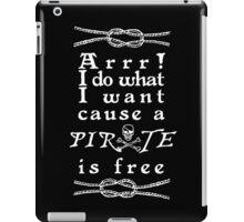 Arrr! iPad Case/Skin
