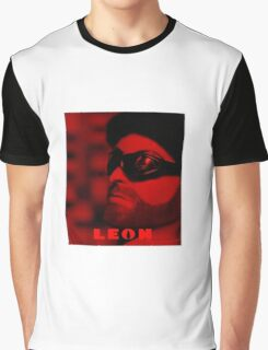 A Plastic World - Leon: The Professional Graphic T-Shirt