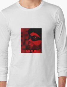 A Plastic World - Leon: The Professional Long Sleeve T-Shirt