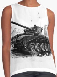 A34 Comet Tank Contrast Tank