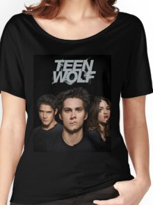 Teen Wolf Cover Women's Relaxed Fit T-Shirt