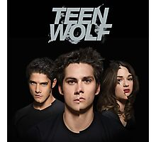 Teen Wolf Cover Photographic Print