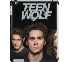 Teen Wolf Cover iPad Case/Skin