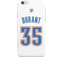 Durant iPhone Case/Skin