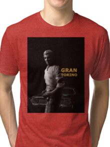 A Plastic World - Gran Torino Tri-blend T-Shirt