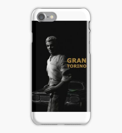 A Plastic World - Gran Torino iPhone Case/Skin