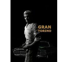 A Plastic World - Gran Torino Photographic Print