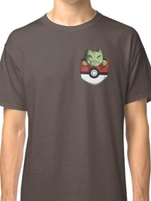 Pocket Substitute (Pokeball) Classic T-Shirt