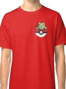 Pocket Substitute (Pokeball) Classic T-Shirt