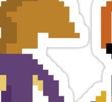 Crash and Spyro Sticker