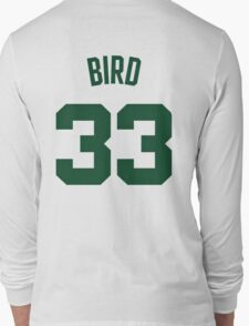 Larry Bird Long Sleeve T-Shirt