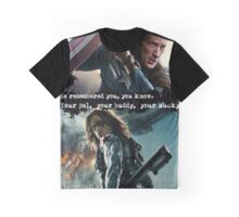 """""""He Rememered You"""" Art Graphic T-Shirt"""