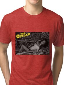 A Plastic World - The Outlaw Tri-blend T-Shirt