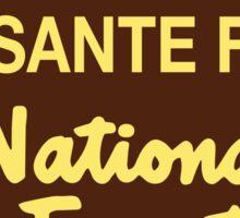 Santa Fe National Forest Sticker
