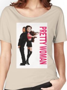 A Plastic World - Pretty Woman Women's Relaxed Fit T-Shirt