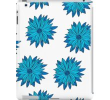 Floral seamless pattern of bright color pretty summer sweet iPad Case/Skin