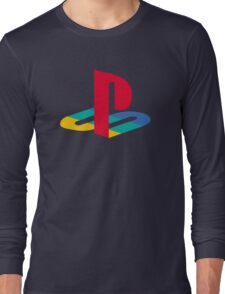 retro game console Long Sleeve T-Shirt