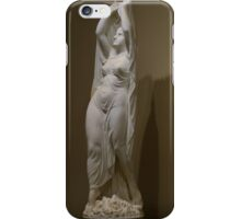 Undine Receiving Her Soul - Chauncey Bradley Ives iPhone Case/Skin