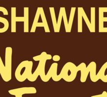 Shawnee National Forest Sticker
