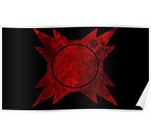 Sith symbol Poster