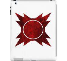 Sith symbol iPad Case/Skin
