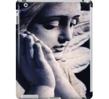 Sleepy Angel iPad Case/Skin