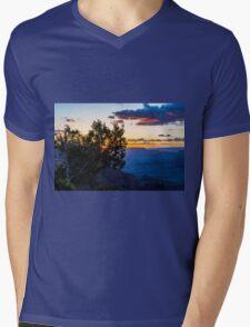 Grand Canyon - Sunset 1 Mens V-Neck T-Shirt