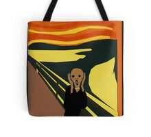The Screaming Man Tote Bag